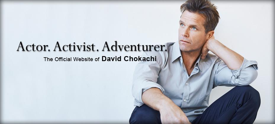 david chokachi twitter